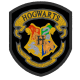 Harry Potter HOGWARTS  - 04 11X9 CM