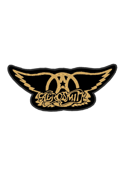 Aerosmith  20X13 CM