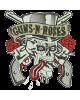 Bordados termocolantes Guns N' Roses  19X18CM