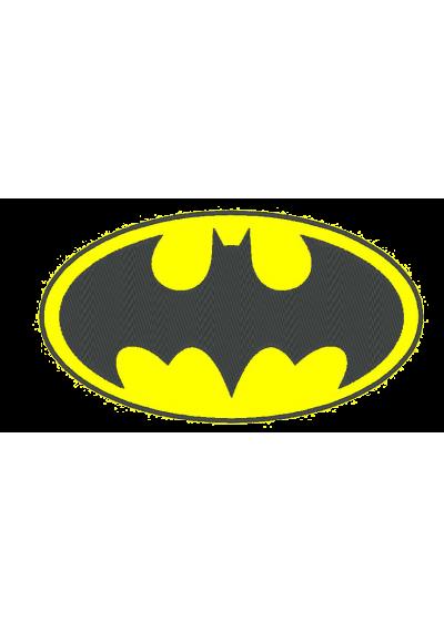Bordados termocolantes Batman 15X9 CM