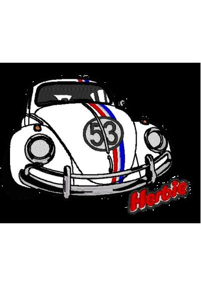 Herbie - O fusca mais simpático do cinema  18X13 CM