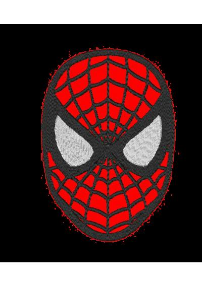 Bordados termocolantes Homem-Aranha  15x10 CM