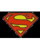 Bordados termocolantes Superman  15X15 CM