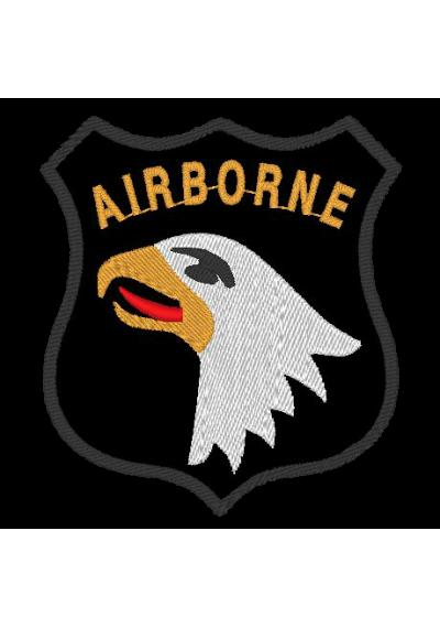 Airborne  8X6 CM