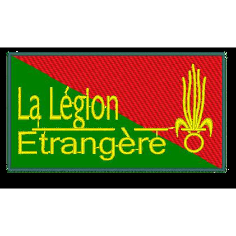 LA LEGIÃO ESTRANGEIRA  9X6 CM