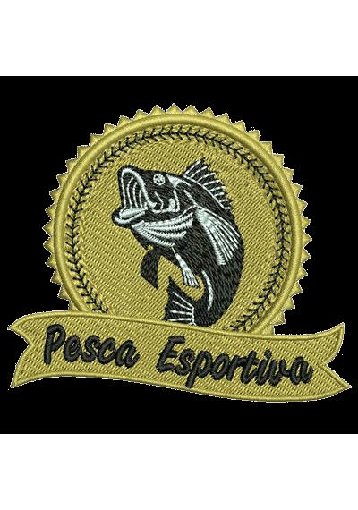PESCA ESPORTIVA 10X8 CM