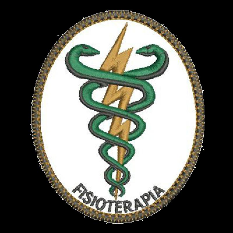Fisioterapia  9X7 CM