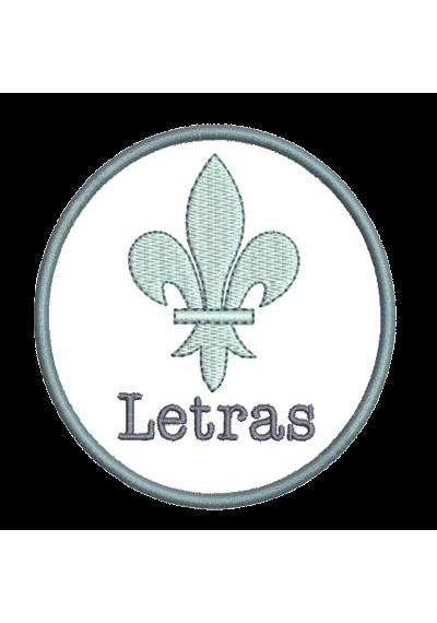 LETRAS 8X8 CM
