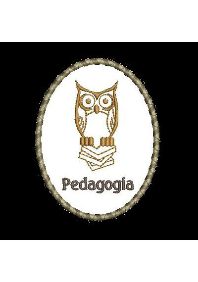 Pedagogia  8X7 CM