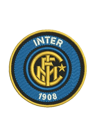 Football Club Internazionale Milano  8X8 CM