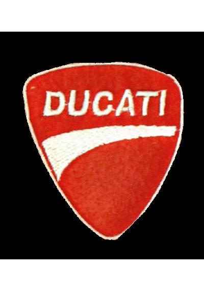 LOGO DUCATI 6X6 CM