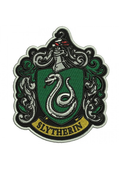 Harry Potter SYTHERIN - 05  11X9 CM