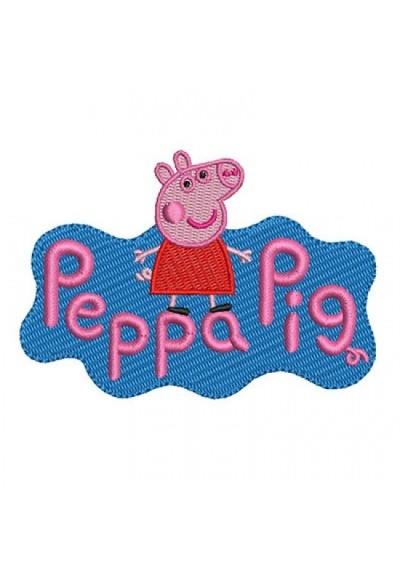 PEPPA PIG1 - 9X6 CM