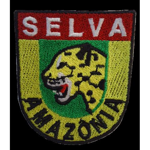 SELVA AMAZÔNIA  4.5 X 5 CM
