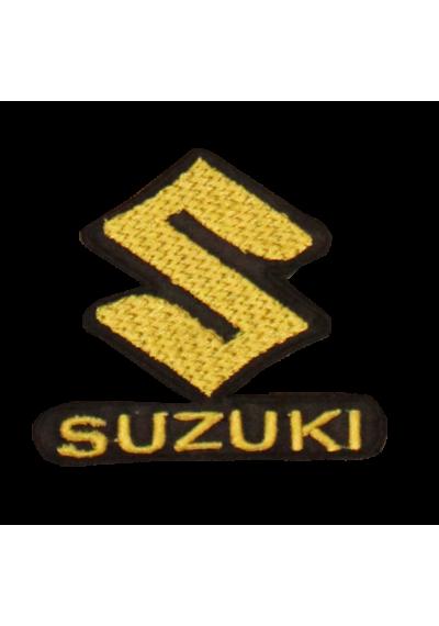 LOGO SUZUKI PRETO 8X7